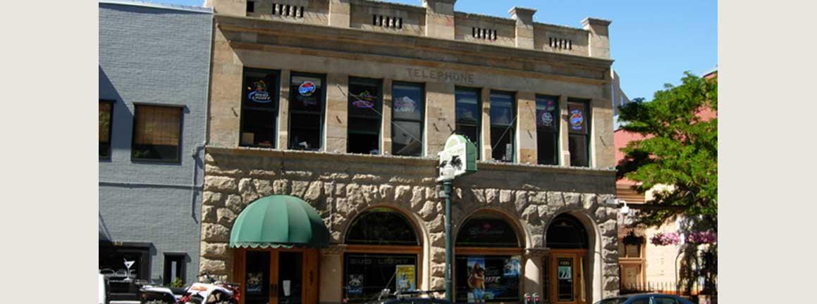 Boise building