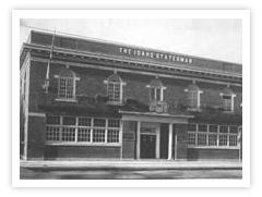 Idaho Statesman Building 1910