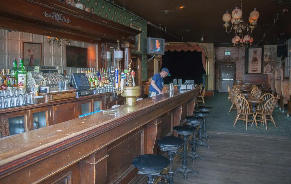 Pengilly S Saloon Old Boise