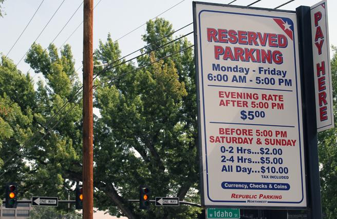 Republic Parking Northwest