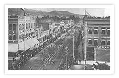 Main Street Early 1900s