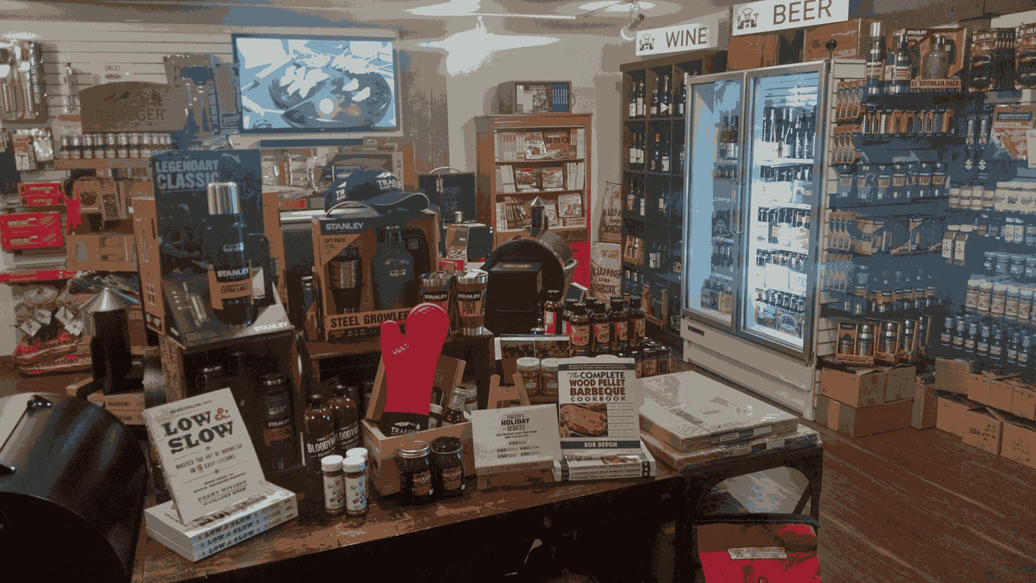 Old Boise Merchants